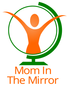 Mom in the Mirror logo with text low resolution