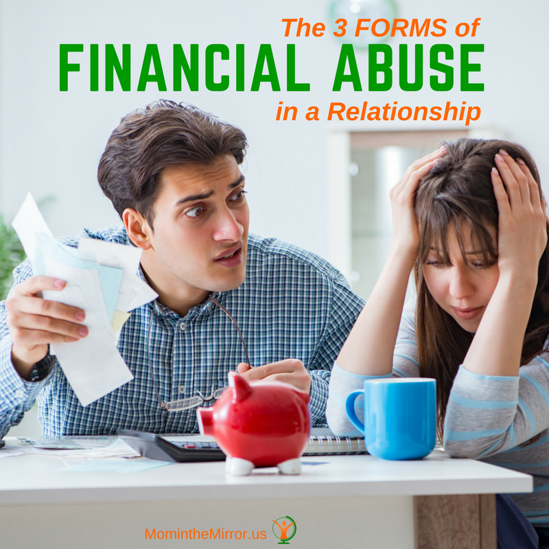 The 3 Forms of Financial Abuse in a Relationship.